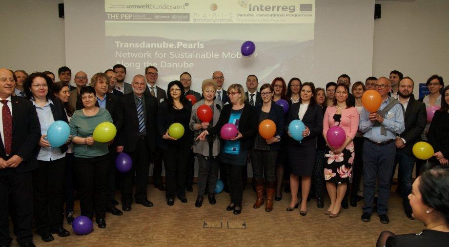 A Dunai régió elkötelezett a fenntartható mobilitás mellett a turizmus területén